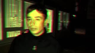 Полный трешъ#  Фильм ужасов в Калининской!!!. В 3D одеваем очки и наслаждаемя. Ну или VR
