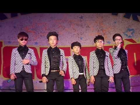 [HD] Khác Biệt & Trở Lại - HKTM The Five ở Mỏ Cày Bắc - Bến Tre