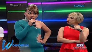 Wowowin: DonEkla versus Kim Chi and Ariella