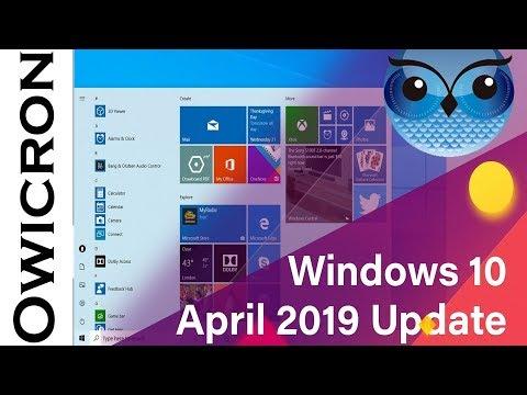 Repeat Como instalar Windows 10 October 2019 Update 19H2 en tu PC by