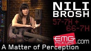 "Nili Brosh plays ""A Matter of Perception"" on EMGtv"