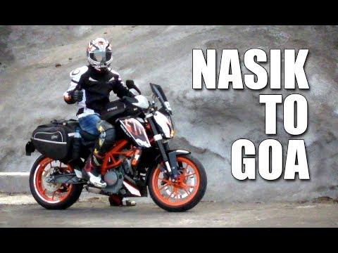 IBW GOA 2017 | NASIK TO GOA RIDE