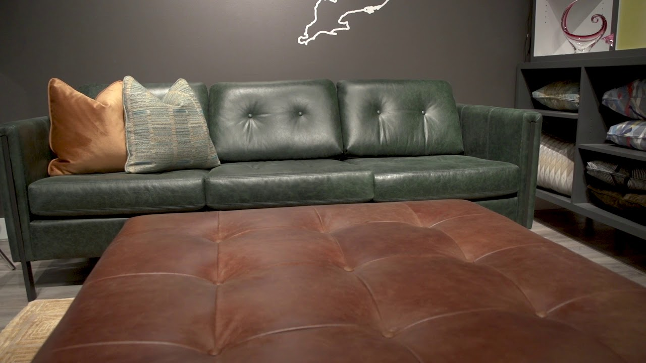 Semi Aniline Leather Youtube