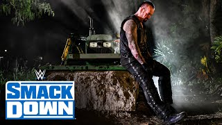 The Undertaker vs. AJ Styles – Boneyard Match: SmackDown, June 26, 2020