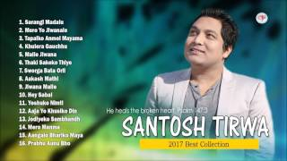 Video Santosh Tirwa - Jukebox 2017 (New Songs) Nepali Christian Songs Collection download MP3, 3GP, MP4, WEBM, AVI, FLV September 2017