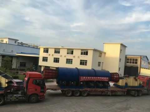 China manufacturer high quality small alluvial gold refining machine