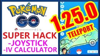 NEW Pokemon GO++ Teleport Hack 1.25.0 !最新ios懒人版外挂!(NO JAILBREAK) Tap To Walk,IV Calculator & More!
