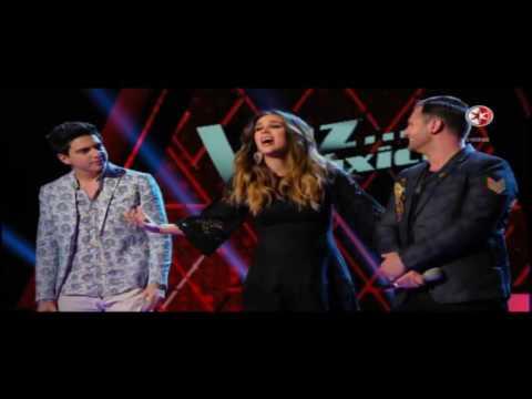 La Voz Mexico 12 Junio 2016 Parte 3