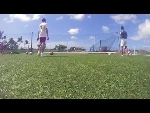 Santiago Alvarez: Soccer Recruitment Video