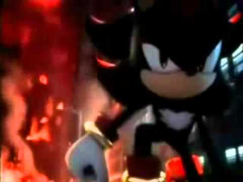 Shadow the Hedgehog- Monster (OLD VIDEO)