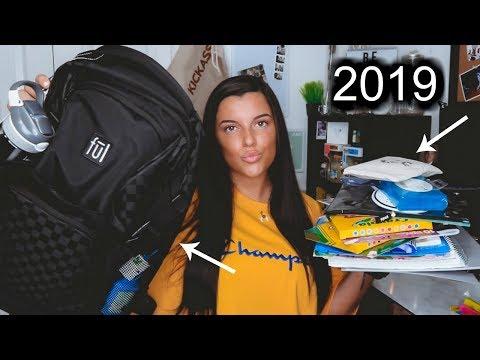 HUGE INTERNATIONAL Back To School Giveaway 2019   Camryn Barteck