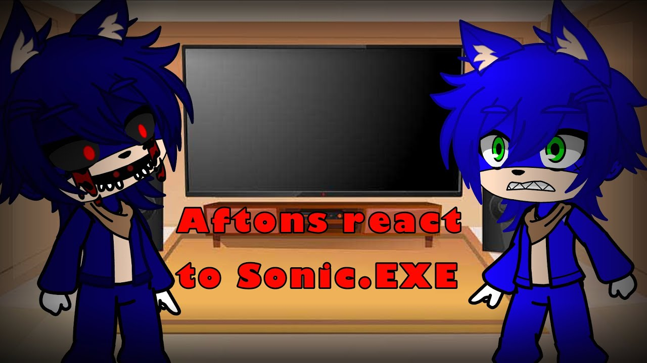 Download Aftons react to Sonic.EXE mod