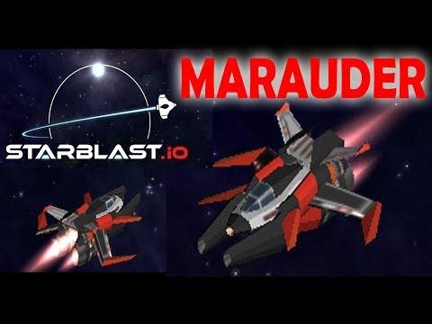 MARAUDER Attack - Starblast.io
