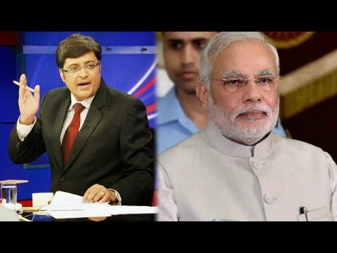 The Newshour Debate: Narendra Modi's 'proxy war' punch - Full Debate (12th August 2014)