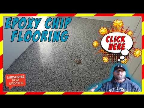 Epoxy Flooring Decorative Concrete Resurfacing   RV Park Bathroom