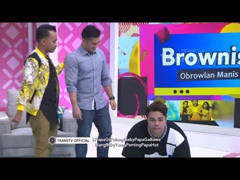 BROWNIS - Igun Jadi Burung Elang Khas Afdhal (13/2/18) Part 2