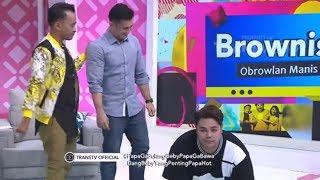 Video BROWNIS - Igun Jadi Burung Elang Khas Afdhal (13/2/18) Part 2 download MP3, 3GP, MP4, WEBM, AVI, FLV November 2018
