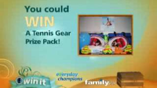 Everyday Champions Family Channel Commercial