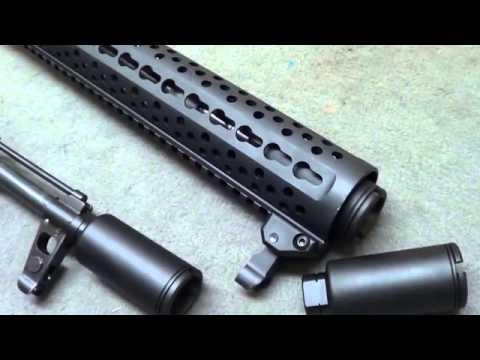 Damage Industries Crowned Muzzle Projector, M26x1 5 LH, | Doovi