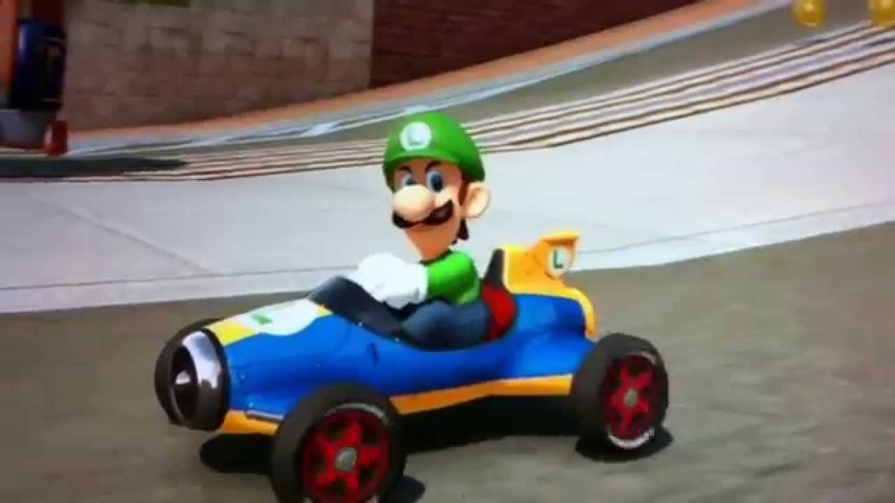Luigi S Death Stare Know Your Meme