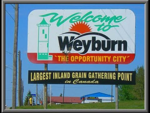 Weyburn Saskatchewan - Best city to live