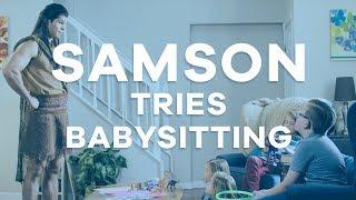SAMSON Off Set - Challenge #1: Babysitting