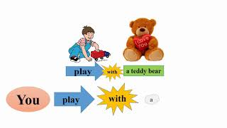 Toys and Games Vocabulary and Phrases - Interclass Video