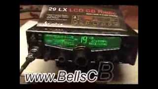 Cobra 29LX with RFX-150 Tune-up Report