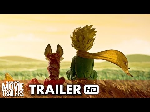 The Little Prince Official Trailer (2016) HD