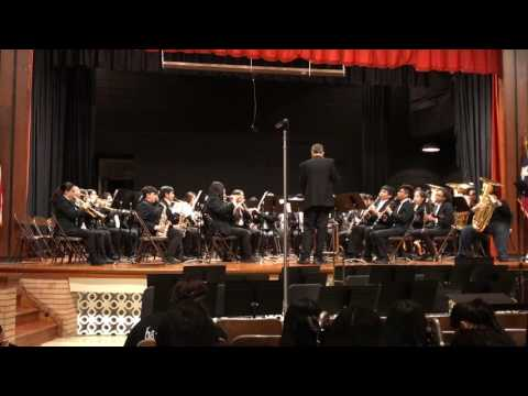 Lady Gaga Mix Perform by Stovall Middle School (Honors Band)