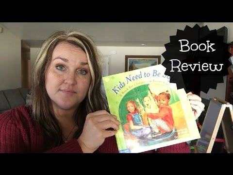 Children's Foster Care/Adoption Book Review: Kids Need to Be Safe