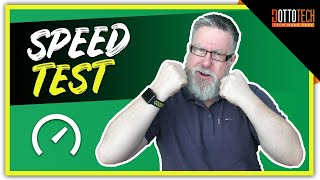 How Fast Is Your Internet Connection? - Speed Test - Get what you are paying for!