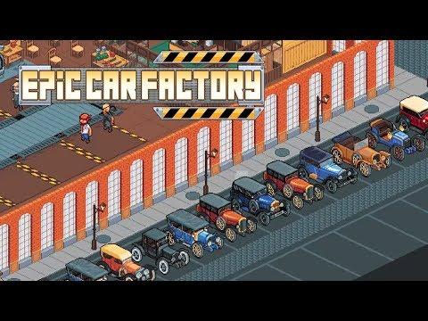 #2【実況】Epic Car Factory Beta - 創業15年での到達点。  