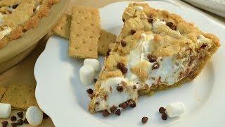 How To Make A Gooey S'mores Pie   Radacutlery.com