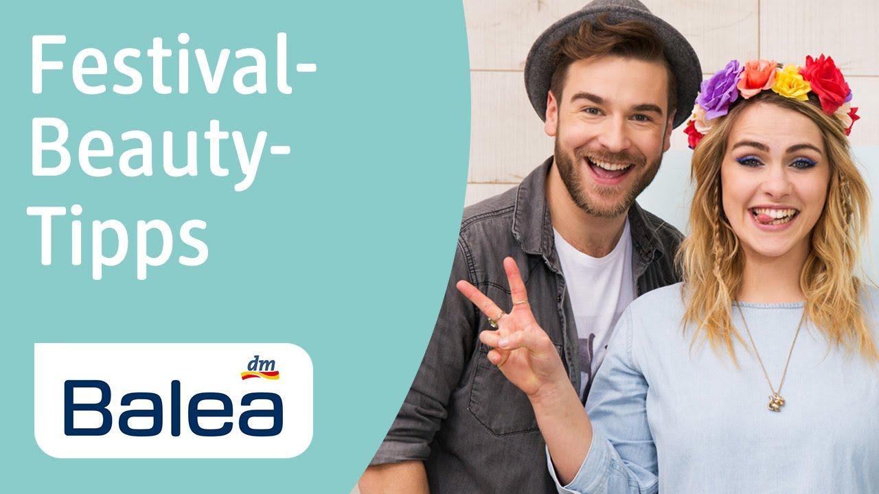 Die Besten Festival Survival Tipps Und Beauty Hacks Balea