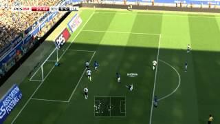 Pro Evolution Soccer 2014 Pre-Gamescom Demo - PS3