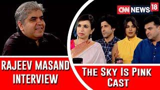 Priyanka Chopra & Farhan Akhtar Interview with Rajeev Masand