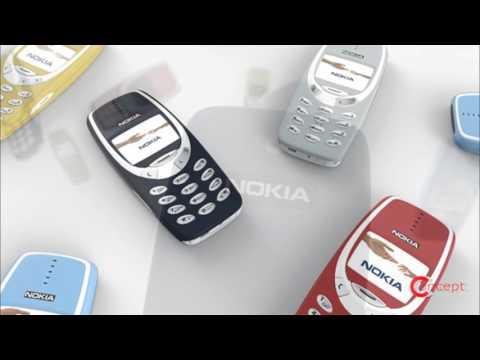 Nokia 3310 มือถือระดับตำนานมาพร้อมหน้าจอสีและกล้องถ่ายภาพ คาดเปิดตัว 26 กุมภาพันธ์นี้