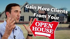 Open House Tips:  How To Get More Clients From Your Open House
