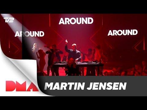 Martin Jensen med