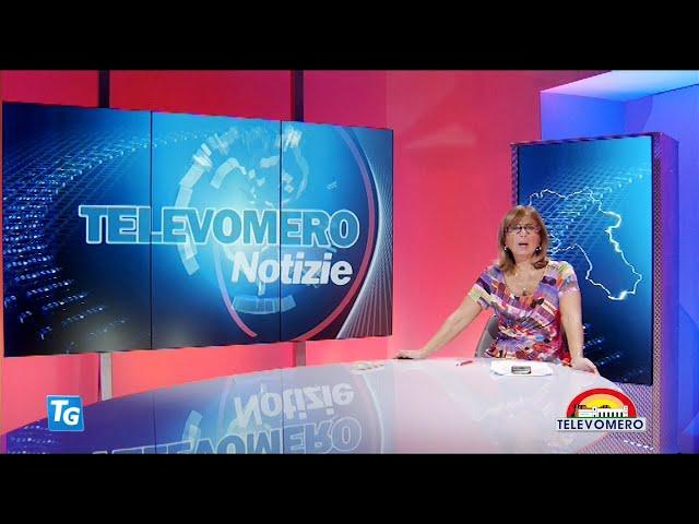 TELEVOMERO NOTIZIE 24 SETTEMBRE 2020 EDIZIONE delle  20 30