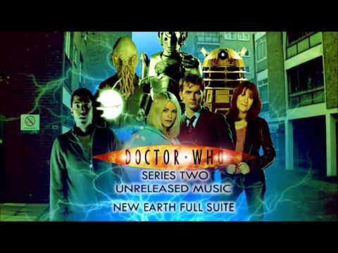 Doctor Who Series 2: Unreleased Music - New Earth Full Suite