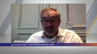 Yvelines | L'interview express d'Arnaud Pericard