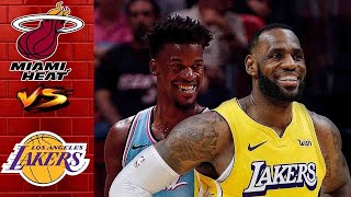 Los Angeles Lakers vs Miami Heat Full Game Highlights 4th QTR| Game 3 NBA Finals | NBA Playoffs 2020