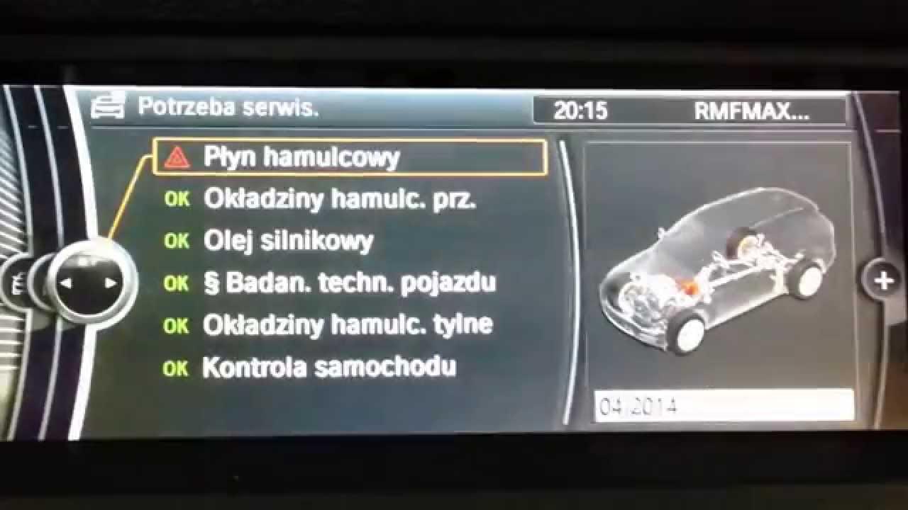Nawigacja Bmw Cic Hdd Professional Polskie Menu Polski