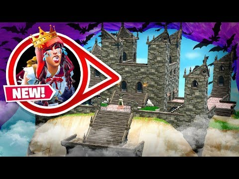 *NEW* Save the PRINCESS Gamemode in Fortnite Battle Royale!
