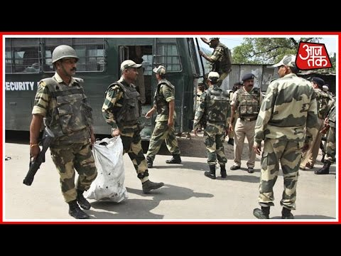 Terrorists Attack BSF Camp In Kupwara, Two Jawans Martyred