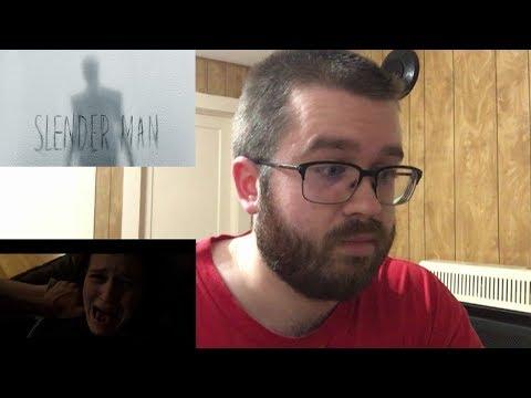 SLENDER MAN - Official Trailer 2 Reaction!