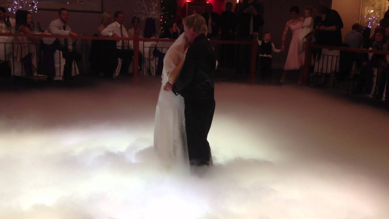 Spectacular Dry Ice 'Walking On Clouds
