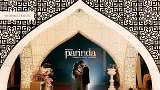 Official Trailer | Parinda | Ft. Parul and Govinda |  Weddings By Wortham